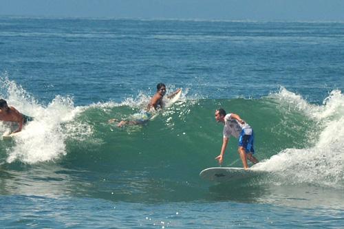 malibu board surf puerto vallarta burros